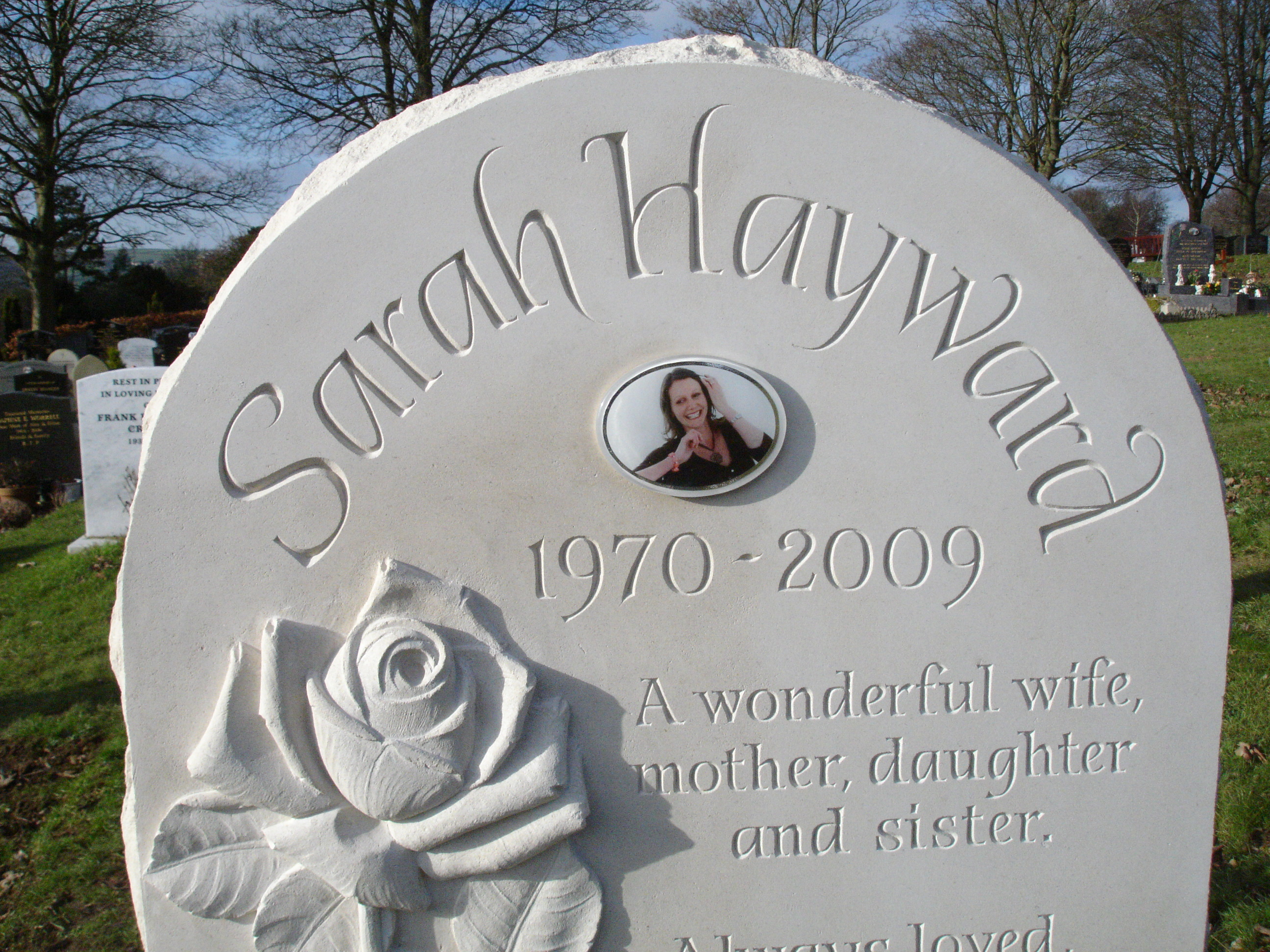 A tribute to Sarah